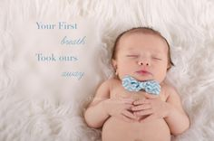 Newborn Boy photography Newborn quote