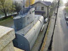 "Un sottomarino ""pacifico"" a Torino - Mole24"