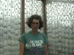 Plastic Bottle Greenhouse at Blue Rock Station. This video shows how to make a green house out of plastic bottles.
