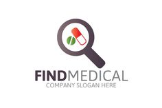 Find Medical Logo by Josuf Media on Creative Market