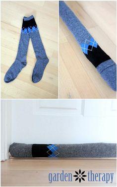 1000 images about draft stopper diy on pinterest draft. Black Bedroom Furniture Sets. Home Design Ideas