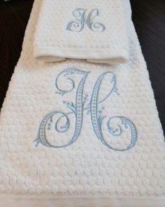 Monogram - Pargatzi Embroidery LLC - Dallas, Tx