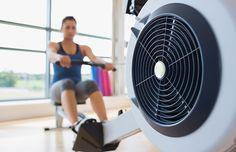 Rowing Machine Cardio Workouts.