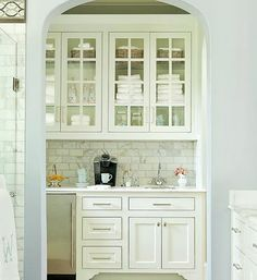 coffee bar master suite