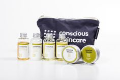 Janey Lee Grace | Win one of 3 Indulgent mini body sets worth £24.99 each from Conscious Skincare - Janey Lee Grace