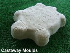 Approx in length x wide x Made from a durable plastic. Stepping Stone Pathway, Stepping Stone Molds, Garden Ornaments, Garden Ideas, Turtle, Plastic, Store, Diy, Design