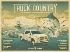 RAM:  Truck Country - fishing