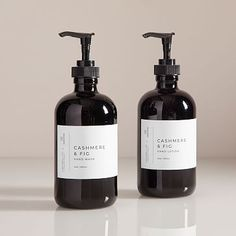 west elm Lightwell x water street Hand Soap + Lotion - Rosemary + Mint Packaging Inspiration, Home Spray, Bath Soap, Hand Lotion, Fragrance Parfum, Aloe Vera Gel, West Elm, Soap Dispenser, Herbalism