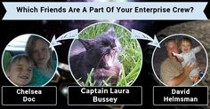 Which Friends Are A Part Of Your Enterprise Crew?