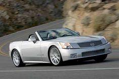 2008 Cadillac XLR-V Roadster - 443 HP Baby!