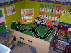 My in home preschool