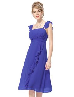 HE03337SB06, Sapphire Blue, 4US, Ever Pretty Ruffles Calf-length Empire Line Bridesmaid Dress 03337 Ever-Pretty,http://www.amazon.com/dp/B00H5GGJ34/ref=cm_sw_r_pi_dp_Io.ftb0W1A5VS8CG