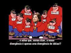 Ficha criminal da Dilma Rousseff