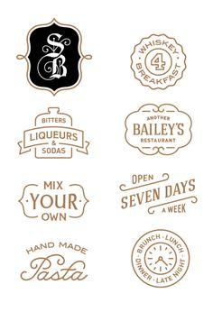 Small Batch Logo Marks