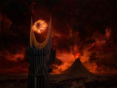 http://deviantart.tumblr.com/post/88286423476/where-one-does-not-simply-walk-in-explore-j-r-r Mordor fan art | The Lord of the Rings