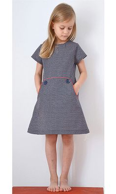 Louisa dress pattern. Lovely