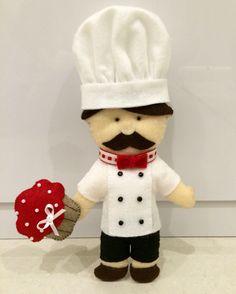 boneco-feltro-cozinheiro-boneco.jpg (2225×2781)