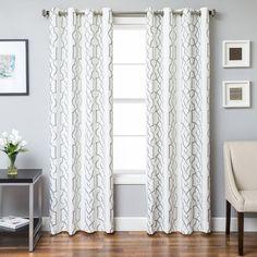 Thorne Curtain Panel | Wayfair