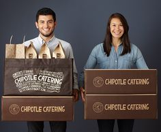 Step by step chipotle catering  #ChipotleWeddingSweepstakes