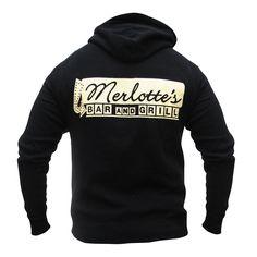 """""""Merlotte's"""" Men's sweatshirt #trueblood"""
