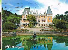 The Massandra Palace   Massandra Russian