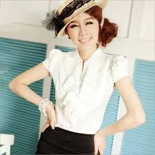 Image result for short puff sleeves