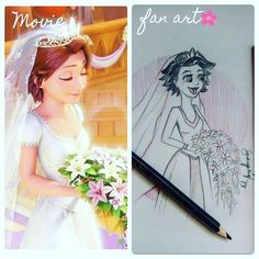 "2.) "" T h i s  i s  t h e  s t o r y  o f  t h e  d a y  m y  D r e a m  c a m e  T r u e "" --> Fan Art to Movie Comparison�� ,a quick sketch of 'R a p u n z e l' ...#teengirls #disneyfanarts #colorpencils #disneyclassic #TangledTheSeries #TangledBeforeEverAfter #Tangled #princessrapunzel #thelittlemermaid #princessariel #Moana #elsa #anna #Frozen #disneydolls #dollcollector #dollcollection #mulan #merida #brave #tiana #princessandthefrog #pocahontas #belle #beautyandthebeast #snowwhite…"
