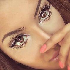 Best Ideas For Makeup Tutorials Picture Description Lashes – Makeup - #Makeup https://glamfashion.net/beauty/make-up/best-ideas-for-makeup-tutorials-lashes-makeup/