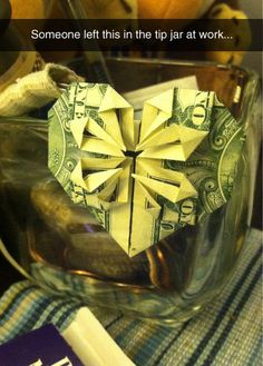 Artists Leaving Tips