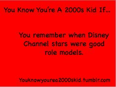 """I hate when people say """"you know you're a 90's kid when..."""" And say something that was actually from the 2000s. At least this didn't"""