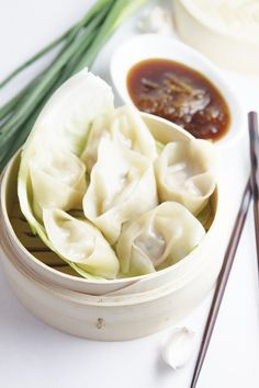 Ginger Pork Dumplings -   Closest recipe to authentic potsticker or gyoza filling I have found. I make half as dumplings and half for won ton soup.