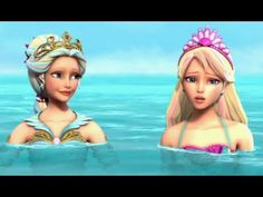 New Barbie Girl Movie - Barbie in A Mermaid Tale - Barbie Movies Full - YouTube