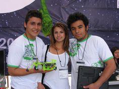 Universidades unidos con Eciciencia 2009