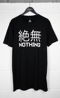 4594ed46 Nothing Long T-Shirt #disturbiaclothing disturbia metal silver alien goth  occult grunge alternative punk
