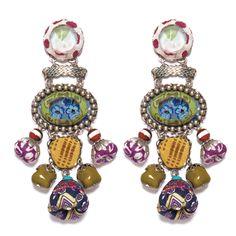 Ayala Bar Jewelry Spice Island Earrings di hani o, eifach liecht modifiziert