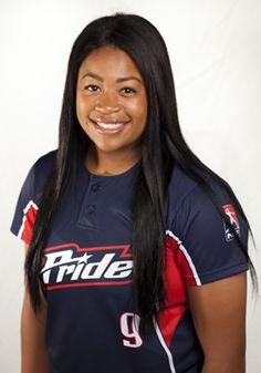Amber Freeman | USSSA Pride - Professional Fastpitch Softball