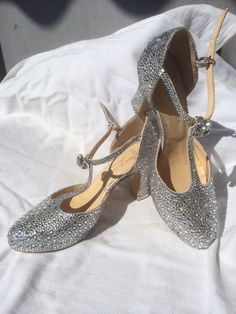 Wedding shoes handmade
