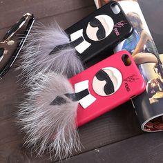 Fendi Iphone 6 Case Karl
