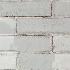 Ivy Hill Tile Moze Gray 3 in. x 12 in. Ceramic Subway Wall Tile - The Home Depot Ivy Hill Tile Moze Gray 3 in. x 12 in. Layout Design, Küchen Design, Floor Design, Grey Subway Tiles, Ceramic Subway Tile, Cleaning Ceramic Tiles, Kitchen Tiles, New Kitchen, Kitchen Reno