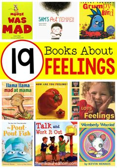 about feelings Looking for books about feelings for kids? These books about emotions are perfect for preschool and kindergarten!Looking for books about feelings for kids? These books about emotions are perfect for preschool and kindergarten! Social Emotional Development, Social Emotional Learning, Social Skills, Social Work, Personal Development, Preschool Books, Book Activities, Feelings Preschool, Teaching Emotions