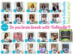 Have you heard about GoNoodle?!?