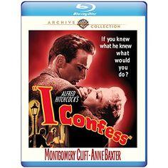 I Confess (1953) [Blu-ray] Warner Bros.