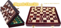 Best Magnetic chess set available with strong hold and Excellent Quality.  http://chesskart.com/travel-chess-sets/magnetic-chess-sets  #MagneticChessSets
