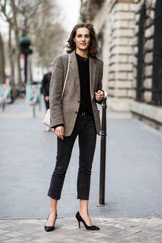 Fashion Inspiration   Tailored Jacket   Dust Jacket   Bloglovin'