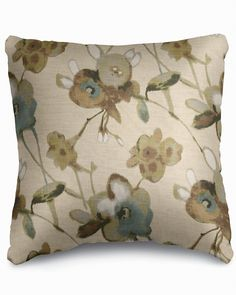 Pillows for the Collins Sofa (H119926 and C1 in 140) For the Living Room sofa.  LOVE