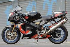 2003 - Aprilia RSV 1000 Mille R Edwards