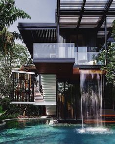 Don t go chasing waterfalls... via adesignersmind-lifestyle, home, design