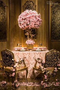 WedLuxe – Wish Upon A Rose | Photography by: Ikonica Follow @WedLuxe for more wedding inspiration!