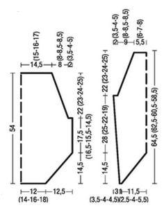Схема вязания свободный пуловер с воланами на рукавах раздел вязание спицами для женщин кофты спицами женские