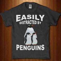"""Penguin """" T """""""